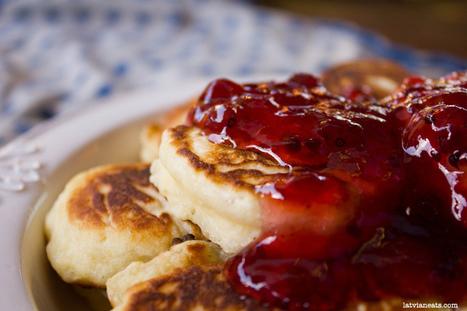 Desserts in latvian cuisine scoop yeast pancakes latvian cuisine scoop forumfinder Images