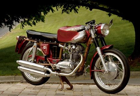 1962 Ducati Elite :: Tom Strongman.com | Desmopro News | Scoop.it