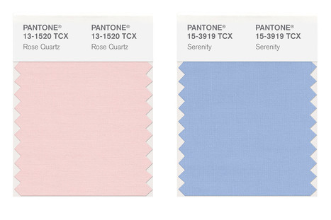 Pantone releases 2 colors of the year for 2016 | xposing world of Photography & Design | Scoop.it