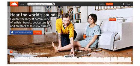 Web Wonder Week #10 - SoundCloud - Resources - TES | outils informatiques pour la classe de FLE _ networking tools | Scoop.it