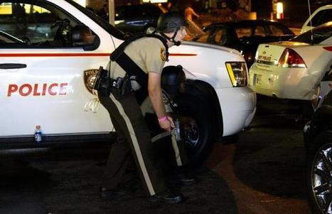 Two shot in Ferguson amid standoff between police, protesters | Police Problems and Policy | Scoop.it