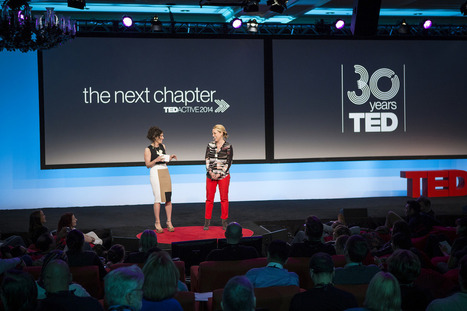 TEDActive Invited Speakers Session | TED linking ideas and changemakers | Scoop.it