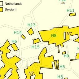 Netanyahu looks to Belgium-Holland border for settlement solution | Global Politics - Yemen | Scoop.it