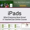 ipad instruction education