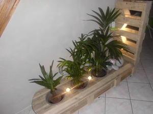 beautiful projet palettes crer un meuble design et zen pour une ambiance exotique with meubles en palettes de recup - Meubles En Palettes De Recup