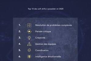 Les soft skills à posséder en 2020 | Talents et compétences... | Scoop.it