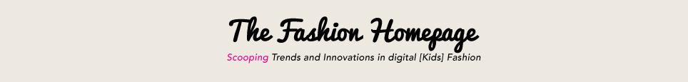 The fashion Homepage