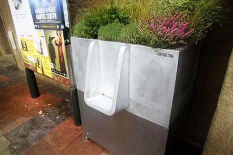 France Inter – Des toilettes sèches pour une ville plus propre -uritrottoir.com   Économie circulaire locale et résiliente pour nourrir la ville   Scoop.it