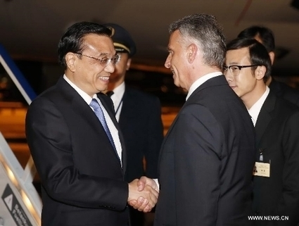 China close to FTA with Switzerland - BUSINESS - Globaltimes.cn | International Trade Scoops | Scoop.it