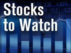 Stocks to watch on Monday - Sexy Balla | News Daily About Sexy Balla | Scoop.it