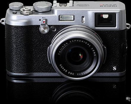 Fujifilm X100S First Look: Digital Photography Review | All about the gear | Scoop.it
