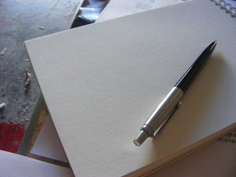 How to Write the Perfect First Page | writing | Scoop.it