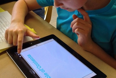 How To Publish A Class E-Book Using iTunes - Edudemic | iPads 1-to-1 in the Elementary Classroom | Scoop.it