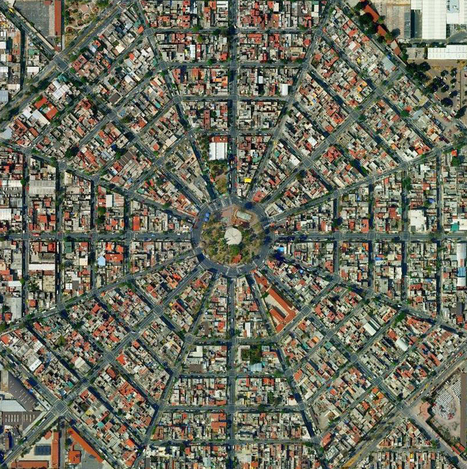 Urban Morphology in Mexico City | Geospatial Human Geography | Scoop.it