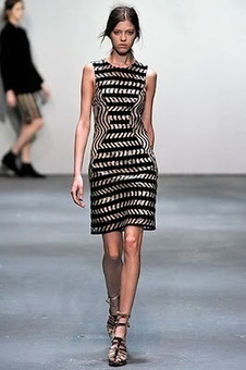 D E C E P T O L O G Y: 7 examples of optical illusion dresses | The brain and illusions | Scoop.it