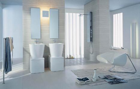Muebles modernos para tu baño | Hogar y jardin | Scoop.it