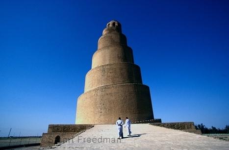 Mosque of Al Mutawakkil - Samarra, Iraq   Islamic Art   Scoop.it