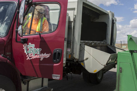 """Landfill closures result in increased recycling - Casper Star-Tribune Online (""""it's mind conditioning"""") 