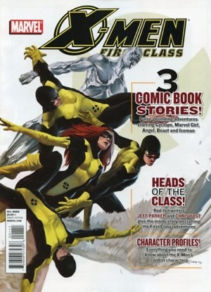 Comics Review | X-Men First Class and Thor Movie Special | All Geeks | Scoop.it