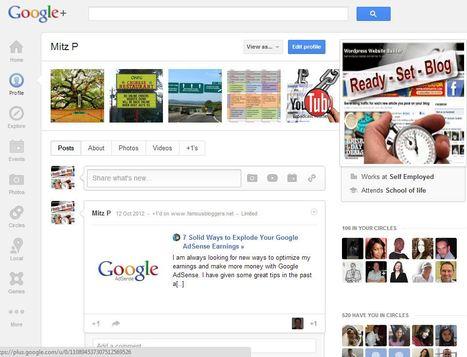 Google Plus vs Facebook For Business – Who Wins?   Business 2 Community   Automotive E-Commerce   Scoop.it