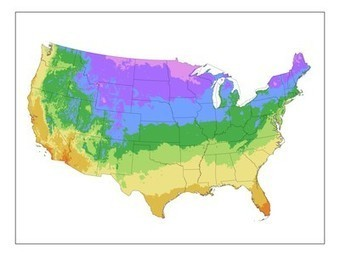 Over 50% of Gardeners Now in a Warmer Zone, Says USDA | Vertical Farm - Food Factory | Scoop.it
