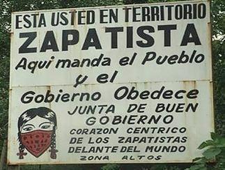Y con los zapatistas llegó el hacktivismo | Digital Protest | Scoop.it