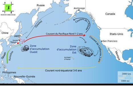 Une décharge en mer en train de se former après le tsunami au Japon   20Minutes.fr   Japon : séisme, tsunami & conséquences   Scoop.it