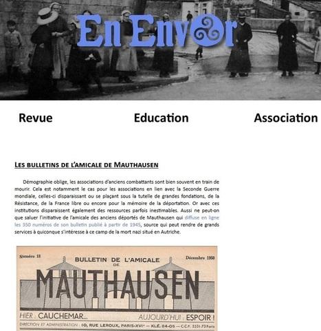 Article du jour (263) : Les bulletins de l'amicale de Mauthausen   Charentonneau   Scoop.it