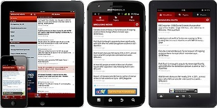 9 ways to become 'mobile first' | Responsive design & mobile first | Scoop.it