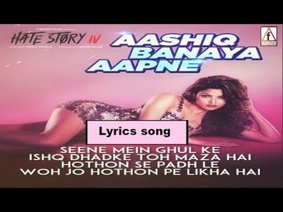 aashiq banaya aapne mp4 download hate story 4