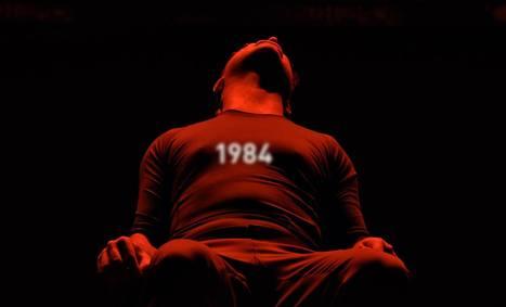 «1984» George Orwell au théâtre du Parc (Bruxelles) – | Bigre ! | Scoop.it