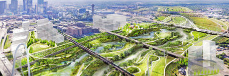 Dallas is building one of America's biggest urban nature parks | The Landscape Café | Scoop.it