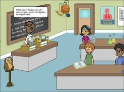 Connected Educator Month: Game-Based Learning | ED.gov Blog | Wiki_Universe | Scoop.it