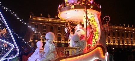 Saint Nicolas' Fete - Nancy November 27 2015 to January 9 2016 | Special events 4th, 5th and 6th December 2015 | France Festivals | Scoop.it