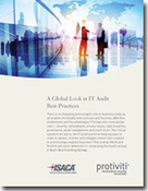 A Global Look at IT Audit Best Practices | Information Security & Society | Scoop.it