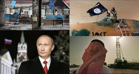 ETAT ISLAMIQUE: La guerre secrète entre l'Arabie Saoudite et la Russie en Syrie ' Histoire de la Fin de la Croissance ' Scoop.it