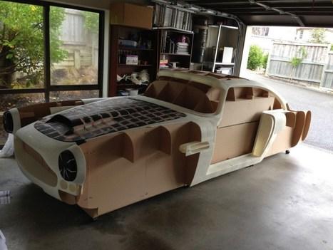 3D Printing an Aston Martin | Alternativas: impresión 3D, hardware libre drones y otras tecnologías. | Scoop.it