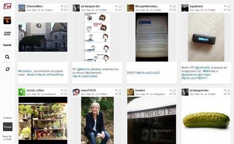 Transformer Twitter en Pinterest grâce à Twimfeed | Time to Learn | Scoop.it