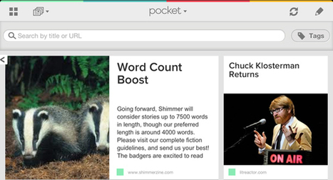 4 Ways to Keep Up With Online Lit Mags on Your Smartphone and Tablet | Technology And The Classroom | Scoop.it