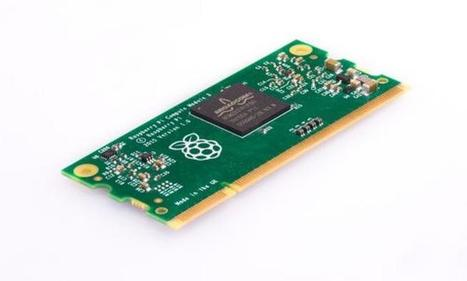 Raspberry Pi Compute Module 3 launches at $30, ready to power up in other products  | 21st Century Innovative Technologies and Developments as also discoveries, curiosity ( insolite)... | Scoop.it