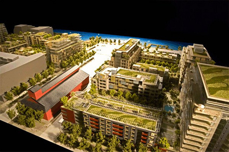 How Brownfield Redevelopment Reduces Pollution | green streets | Scoop.it
