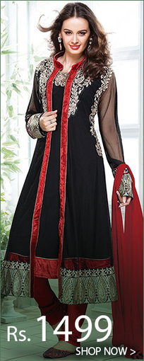 67deb905ce4d1 Buy Anarkali Salwar Kameez suits (Dress) Online Shopping in India