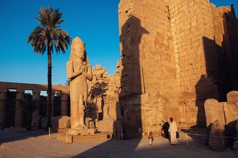 Egypt's campaign attracts more tourists from the Emirates - The National | Egyptology and Archaeology | Scoop.it