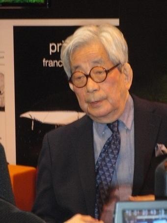 Kenzaburo Oe, Nobel de littérature contre la relance d'un réacteur nucléaire   Tout est relatant   Scoop.it