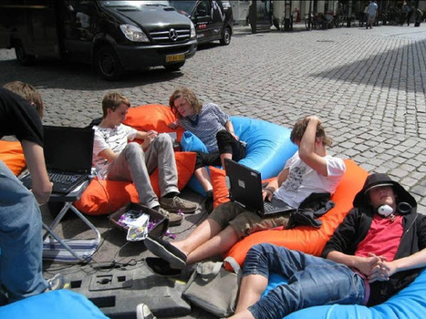 Le blog de Lecture Jeunesse: Pays-Bas, Danemark et Italie. Des projets innovants pour les publics adolescents | Bibliotecas Escolares. Disseminação e partilha | Scoop.it