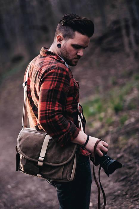 Inside X-Photographer Bryan Minear's X Series Domke Bag | Best Quality Mirrorless Cameras | Scoop.it