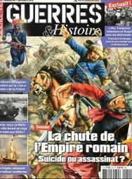 Guerres et Histoire : la chute de l'empire romain | Infos Histoire | Scoop.it