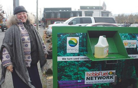 New bins keep the biofuels flowing | biorenewable energy | Scoop.it