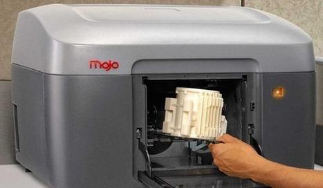 Use of 3D Printers Spurs STEM Exploration | Social Entrepreneur | Scoop.it