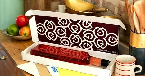 You can now get flat wine bottles that fit through your letterbox | Cambridge Marketing Review | Scoop.it